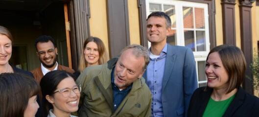 AUF i Oslo sier nei til rødgrønt byrådssamarbeid med Venstre