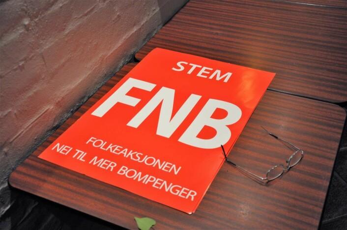 Begge bompengepartiene i Oslo hevder de har rett på navn og logo. Etter kjennelsen fra byfogden i Oslo virker konflikten mer fastlåst enn noensinne. Foto: Arnsten Linstad