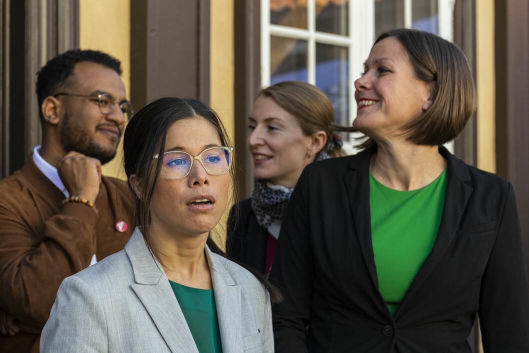 Byråd for miljø og samferdsel Lan Marie Nguyen Berg (MDG) må svare for 250 nye brudd på arbeidsmiljøloven i Energigjenvinningsetaten. Foto: Morten Lauveng Jørgensen