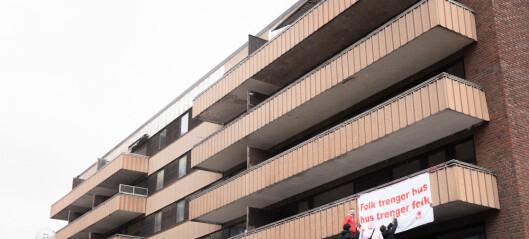Hagegata 30 på Tøyen har stått tom i årevis. Nå blir  blokka prøvekloss for en «tredje boligsektor» i Oslo