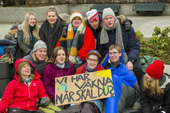 Oslo går nå sammen med flere andre storbyer og land og erklærer klimakrise. Illustrasjonsfoto: Morten Lauveng Jørgensen