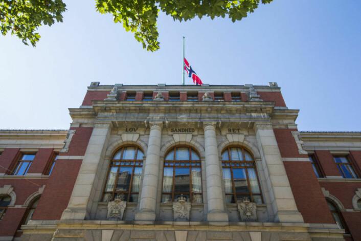 Oslo kommune og byrådet oversatt i 2016 en frist for innkalling av eiendomsskatt, slo Høyesterett fast i en dom i juni i år. Men selve skatten er lovlig, mener landets høyeste domstol. Foto: Trond Reidar Teigen / NTB scanpix