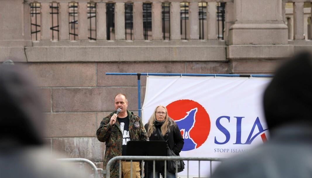 Den islamfiendtlige organisasjonen Stopp islamiseringen av Norge planlegger en markering på Mortensrud den 20. juni.