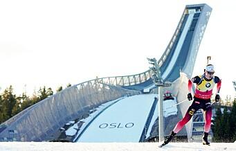 Holmenkollen får verdenscupfinalen i skiskyting til 2022