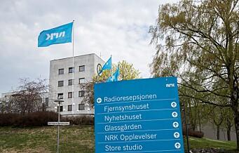 NRK-tomta på Marienlyst legges ut for salg