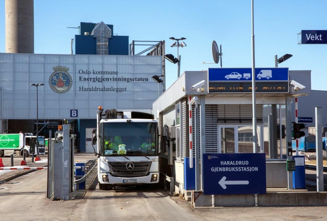 Arbeidstilsynet varsler nå at de vil granske forholdene ved energigjenvinningsetaten. Foto: Ole Berg-Rusten / NTB Scanpix