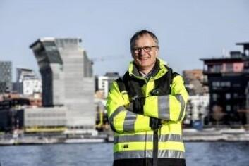 – Juryen forutsetter at byggets fotavtrykk skal reduseres betydelig, sier juryleder Kjell Kalland.