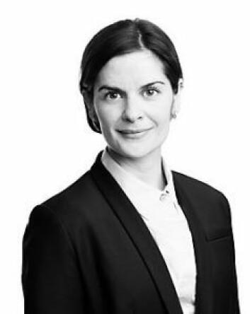 Marthe Engøy er Sorabs advokat. Hun kjenner saken hans ut og inn. Foto: Humlen Advokater