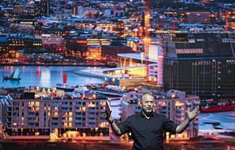 Nei, det er ikke bygget 3000 ekstra barnehageplasser i Oslo siden 2015