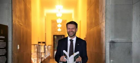 Kontakt mellom Høyre og MDG om byrådssamarbeid i Oslo