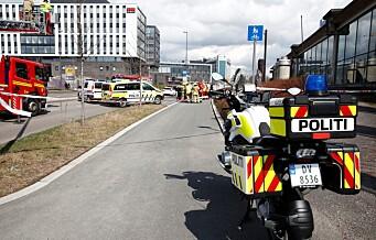 Lastebilsjåfør dømt for uaktsomt drap på Hasle