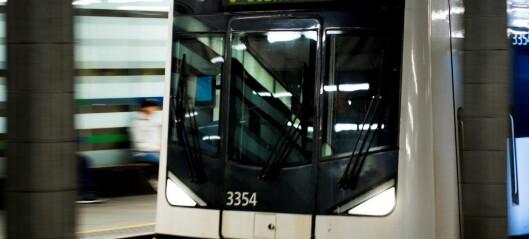Mann omkom etter å ha blitt påkjørt av T-banen ved Jernbanetorget