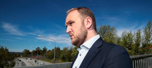 Samferdselsminister Dale: Hele E18 og Oslopakke 3 er i fare