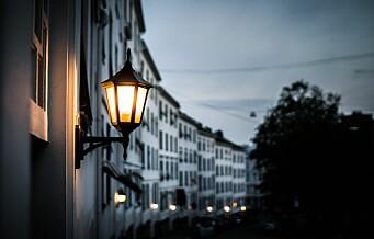Oslo kommune har startet utbetaling av eiendomsskatten