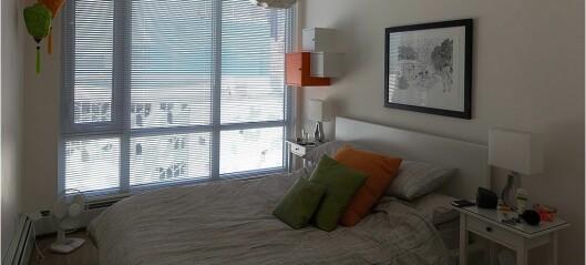 Leieprisene på 1-roms leiligheter stiger. Større boliger går ned i pris i Oslo