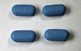 Omlag 600 menn i Oslo får gratis hiv-medisin som gjør at de kan ha ubeskyttet sex