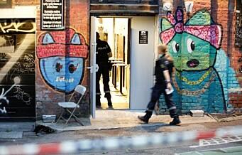 Dømt for sju drapsforsøk ved utestedet Blå - ankesaken starter tirsdag