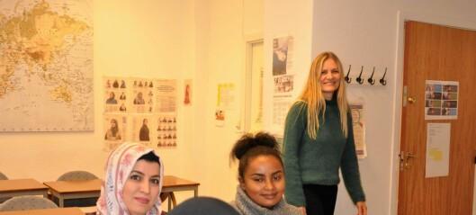 Ap/SV/MDG-byrådet kutter språkopplæring for innvandrerkvinner: - De rødgrønne rammer bekjempelse av barnefattigdom