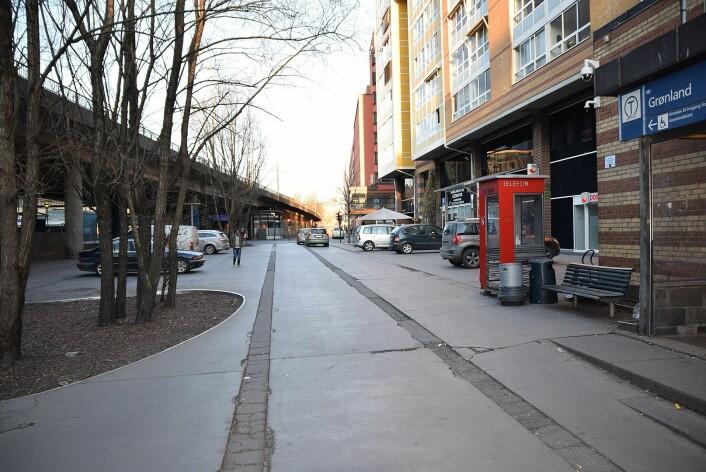 – Problemene på Grønland blir ikke borte ved å gi næringslivet kontroll på Olafiagangen, mener Bratseth. Foto. Wikimedia Commons / Helge Høifødt