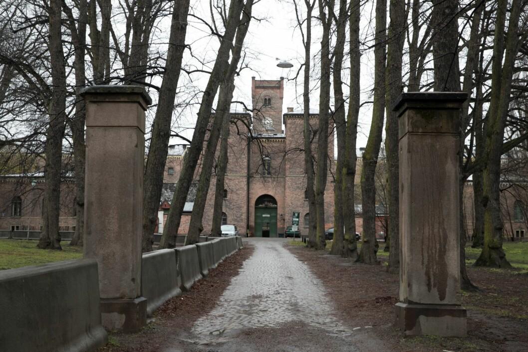 Gamle Botsen i Oslo fengsel. Oslo fengsel er i dårlig forfatning. En beslutning om hva som skal skje med fengselet fattes våren 2020. Foto: Vidar Ruud / NTB scanpix