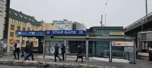 Politikerne i Gamle Oslo vil nekte Stargate skjenkebevilling