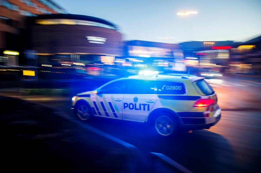 Politiet måtte rykke ut mot sørpe full elsparkesyklist. Illustrasjonsfoto: Heiko Junge / NTB scanpix