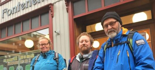På Verdensdagen for psykiske helse – Oslos Fontenehus må kutte drastisk i tilbudet etter millionkutt