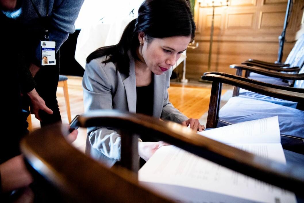 Tusenvis av brudd på arbeidsmiljøloven kommer nå for en dag. Foto: Stian Lysberg Solum / NTB scanpix