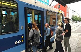 – Osloborgere fortjener billige reisemåter