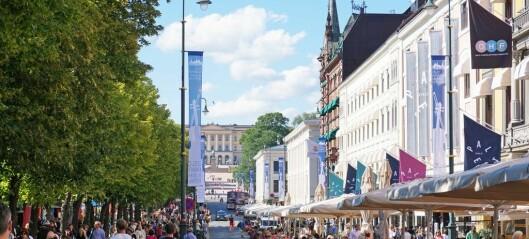 Når oslofolk skal shoppe, gjør de det helst på Karl Johan. Når de skal på byen, er det Grünerløkka som gjelder