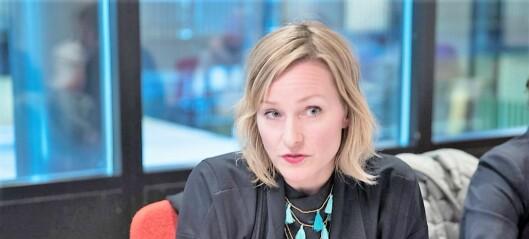 Inga Marte Thorkildsen (SV) vil ha en slutt på kommersielle private barnevernsinstitusjoner innen 2021