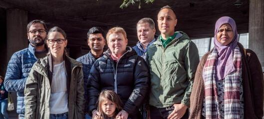Naboene til Olafiagangen får støtte fra bydelspolitikerne, som også vil ha aktivitetspark for barn og unge