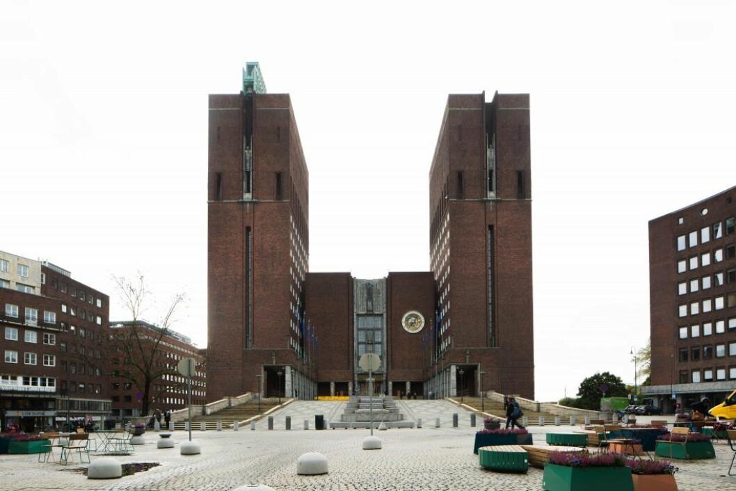 Oslo kommune sluttet seg nylig til Good Food Cities-erklæringen, sammen med flere andre byer. Erklæringen uttrykker blant annet ambisjoner for å bekjempe matsvinn og jobbe for et mer plantebasert kosthold i kommunen. Foto: Stig Jensen