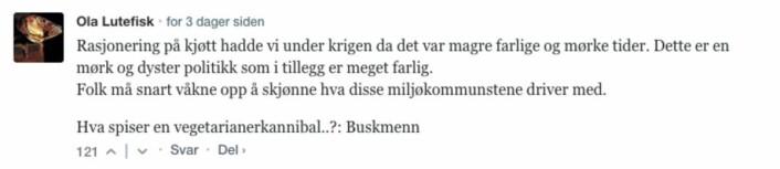 Foto: Skjermdump / Document.no
