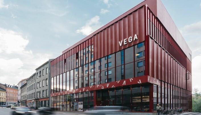 """Vegg i vegg med Hausmania ligger det ganske så nye Vega Scene. For å """"rydde opp"""" plassen bak bygget, fjernet eiendoms- og byfornyelsesetaten like gjerne alle plantene som var der utenom et par solsikker."""