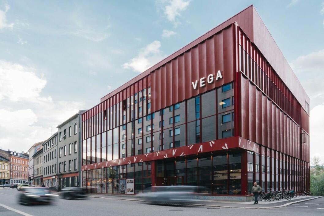 Vega Scene. Foto: Gitte Paulsbo