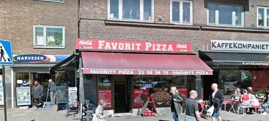 Favoritt Pizza og Kebab på Carl Berner angrepet for tredje gang