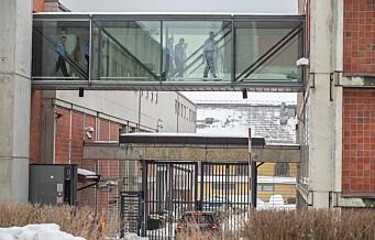 Senterpartiet reagerer på kutt i politiutdanningen i Oslo