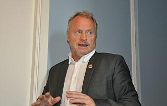 Raymond Johansen (Ap) om voldshelg i Oslo: - Fullstendig uakseptabelt at noen skremmer med trusler og uprovosert vold