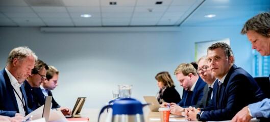 Toppolitikere og politimesteren møtes om Oslo-vold