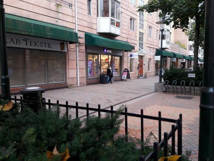 I Oslo er det 36 Vita-butikker. Nå kan de ansatte og kundene bli rammet. Foto: Anders Høilund