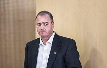 SIAN-leder Lars Thorsen om hattiltale: - Dette er faktaformidling