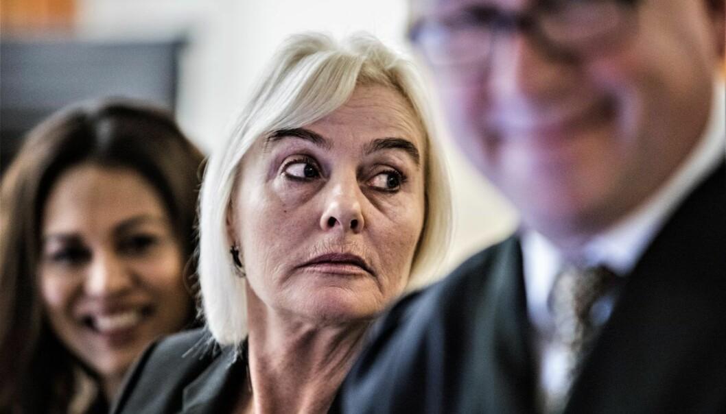 Fanny Bråten, nestleder av organisasjonen Stopp islamiseringen av Norge (SIAN), har ifølge lagmannsretten ikke brutt straffelovens paragraf 185 om hatefull ytring.