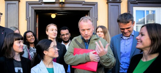 Rødgrønn byrådserklæring: Kjøttfri skolemat til alle elever, gratis barnehage for ettåringer og 20 prosent priskutt på Ruters enkeltbillett