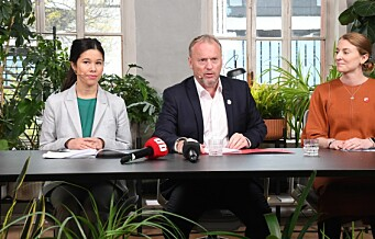 Ny byrådserklæring: – Dette er sannsynligvis den grønneste plattformen i noe politisk prosjekt, noe sted i verden, noen gang