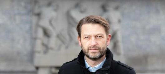 Eirik Lae Solberg trekker seg fra toppverv for Høyre i bystyret