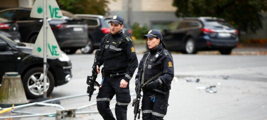 Politiet: – Ambulansekaprer ville ramme tilfeldige ofre. Knyttes til høyreekstremt miljø