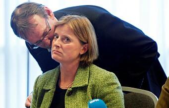 Oslos kommuneadvokat Hanne Harlem blir ny sivilombudsmann