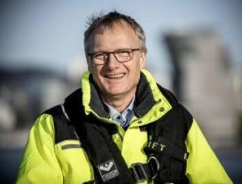Administrerende direktør i Hav Eiendom, Kjell Kalland. Foto: Hav Eiendom