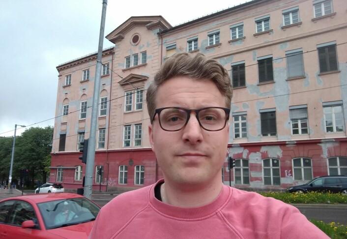 Geir Storli Jensen har tidligere argumentert for at bydel Grunerløkka bør flytte administrasjonen sin til Sophies Minde på Carl Berner. Foto: privat